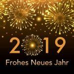 Gesundes Neues Jahr 2019
